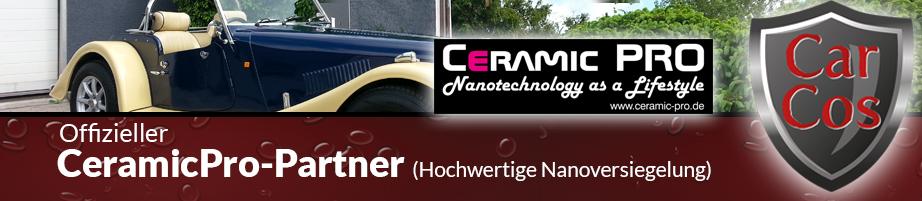 CarCos - offizieller CeramicPro-Partner